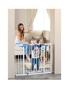 dreambaby-liberty-xtra-wide-hallway-gate-99-1055cm--nbspwhitemetal
