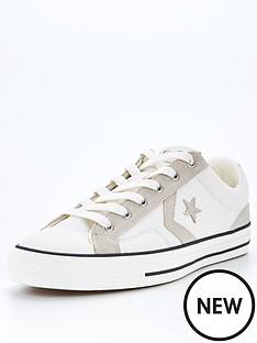 converse-star-player-plimsoll-grey