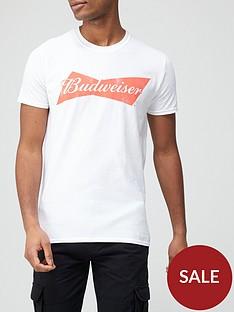 budweiser-t-shirt-whitenbsp