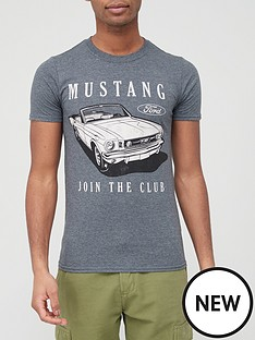 ford-mustang-t-shirt-charcoalnbsp