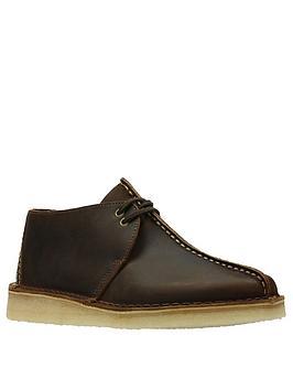 clarks-originals-clarks-originals-desert-trek-leather-shoes