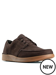 clarks-oakland-walk-trainers-dark-brown