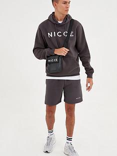 nicce-chest-logo-hoodie-coalnbsp