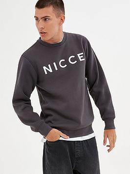 nicce-original-logo-sweat-coalnbsp