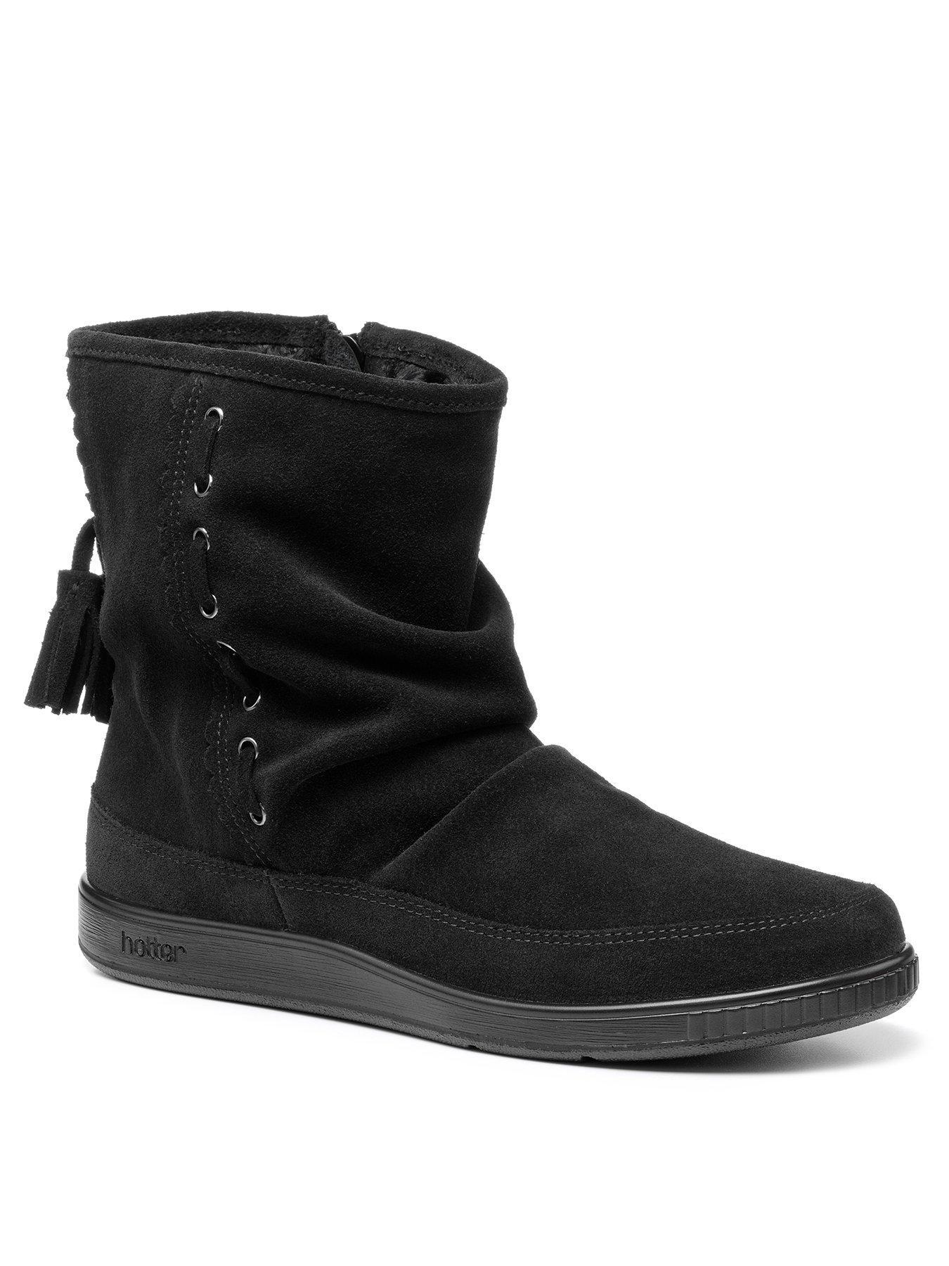 Black   Hotter   Shoes \u0026 boots   Women