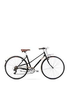 romet-romet-mikste-18-inch-ladies-heritage-700c-blackgold