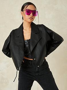 missguided-missguided-slouch-punbspbiker-jacket-black
