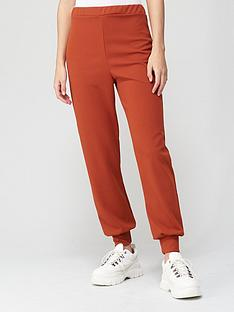 missguided-missguided-jogger-co-ord-rust