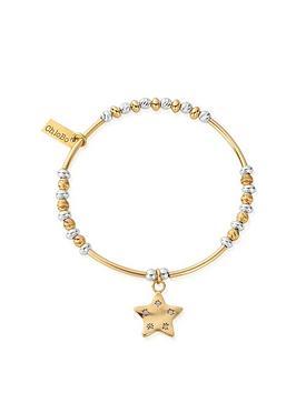 chlobo-chlobo-sterling-silver-and-gold-plated-sparkle-star-bracelet