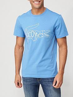 lacoste-inside-croc-large-logo-t-shirt-blue