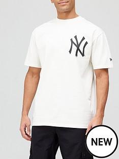 new-era-mlb-ny-chest-logo-tee