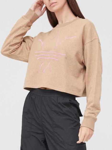 adidas-originals-ryv-sweatshirt-brown
