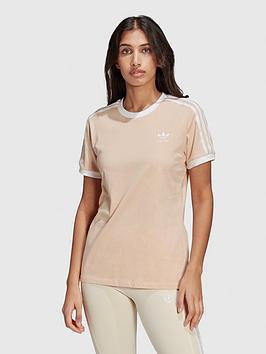 adidas-originals-3-stripe-t-shirtnbsp--blush