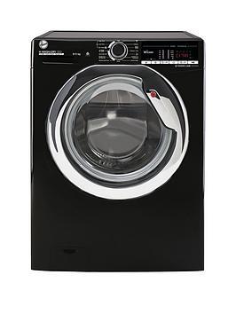 hoover-h-wash-300-h3ds-4855tacbe1-80nbsp8kg-washnbsp5kg-dry-1400-spinnbspwasher-dryer-black