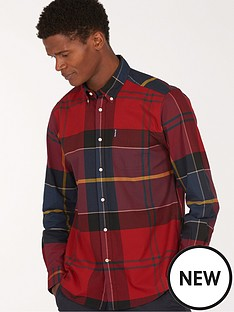 barbour-tartan-shirt