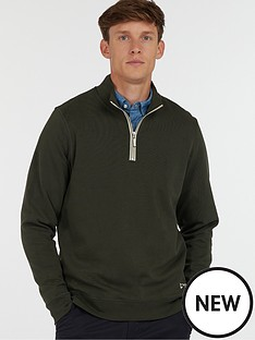 barbour-lockley-14-zip-sweat