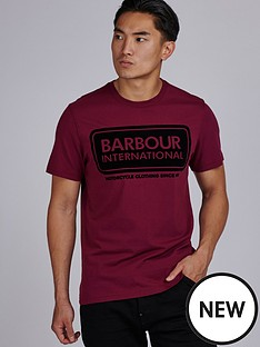 barbour-international-frame-t-shirt