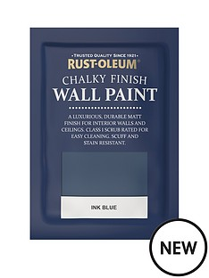 rust-oleum-chalky-finish-wall-paint-tester-sachet-ndash-ink-blue