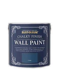 rust-oleum-chalky-wall-paint-cobalt-25l