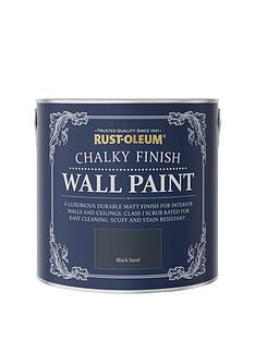 rust-oleum-chalky-wall-paint-black-sand-25l