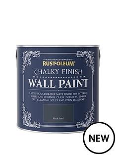rust-oleum-chalky-wall-paint-black-sand-25l