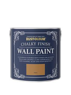 rust-oleum-chalky-finish-25-litre-wall-paint-ndash-dijon