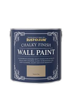 rust-oleum-chalky-finish-25-litre-wall-paint-ndash-warm-clay