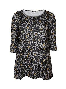 evans-camo-soft-touch-tunic-grey