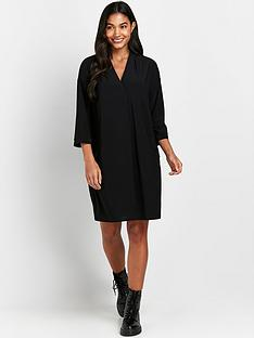 wallis-pocket-dress--nbspblack