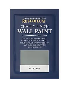 rust-oleum-chalky-finish-wall-paint-tester-sachet-ndash-pitch-grey