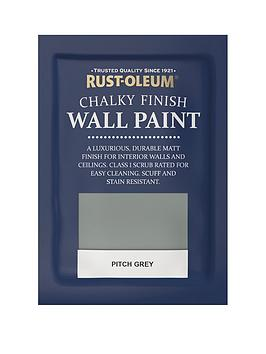 rust-oleum-chalky-finish-wall-paint-tester-sachet-ndash-pitch-grey