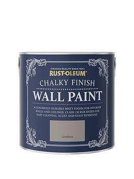 rust-oleum-chalky-finish-25-litre-wall-paint-ndash-gorthleck