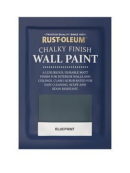 rust-oleum-chalky-finish-wall-paint-tester-sachet-ndash-blueprint