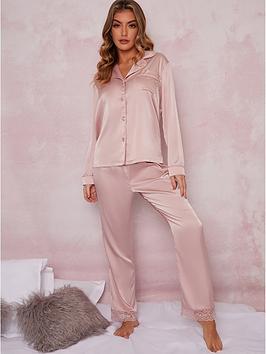 chi-chi-london-sophie-pyjama-set-blush