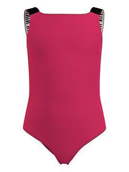 calvin-klein-girls-logo-strap-swimsuit-pink