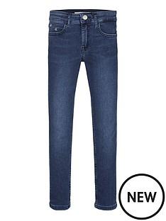 calvin-klein-jeans-girls-essential-stretch-skinny-jeans-blue