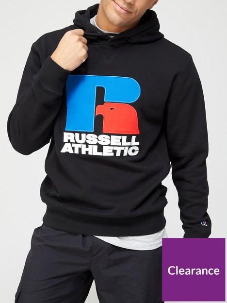 russell-athletic-iconic-overhead-hoodie-black