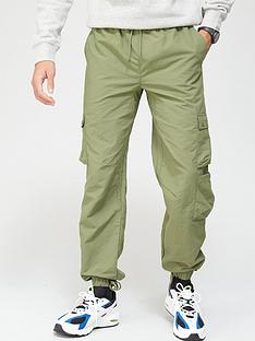 russell-athletic-cargo-pants-khaki