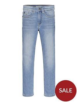calvin-klein-jeans-boys-essential-stretch-slim-jeans-light-blue
