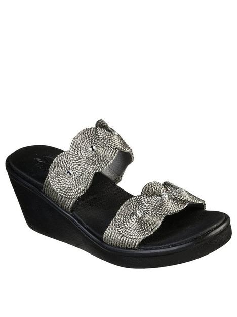 skechers-rumble-on-rope-and-rhinestone-double-strap-slide-wedge-sandal-pewter