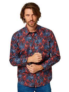 joe-browns-pop-of-colour-floral-shirt-greynbsp