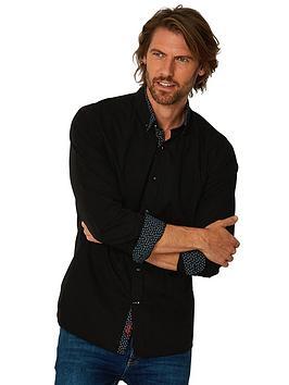joe-browns-classy-collar-shirt-blacknbsp
