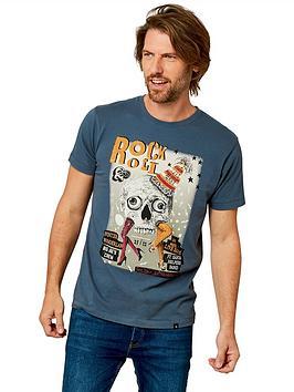 joe-browns-rocking-xmas-t-shirt-charcoalnbsp