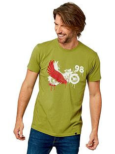 joe-browns-flying-through-life-t-shirt-greennbsp