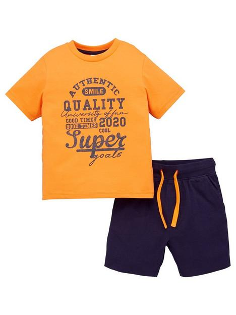 mini-v-by-very-boys-value-neon-graphic-outfit-orangenavy