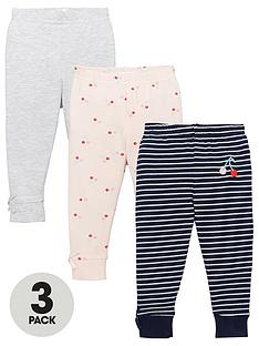 mini-v-by-very-baby-girlsnbspcherry-and-stripe-leggings-3-pack-multi