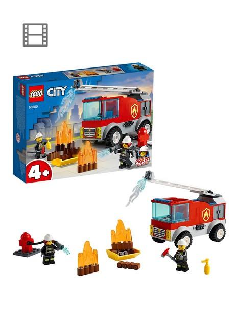 lego-city-fire-ladder-truck-building-set-60280
