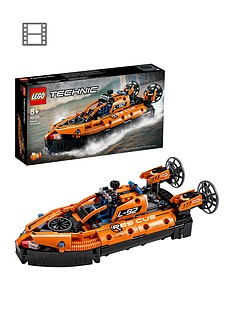 lego-technic-rescue-hovercraft-building-set-42120