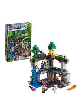 lego-minecraft-the-first-adventure-set-21169