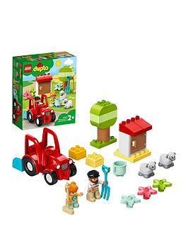 lego-duplo-town-farm-tractor-amp-animal-care-toy-10950